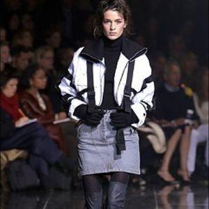 Dolce & Gabbana Jacket Bomber Parachute Bondage